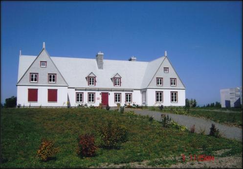 Manoir saint jean port joly - La maison du hamac quebec ...